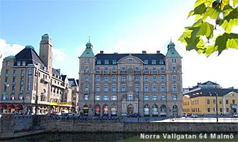 Norra Vallgatan 64 i       Malmö